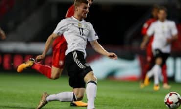 Werner earns top billing as Germany striker