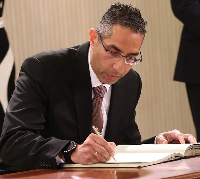 Defence Minister: Savvas Angelides