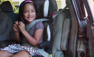Car seat warning as schools open