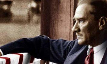 Vitriolic attack on Ataturk was inaccurate and misleading