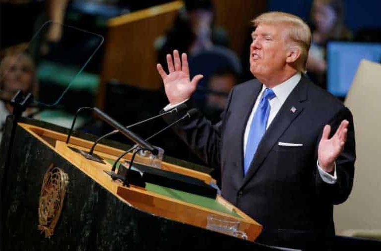 At the UN, Trump's silences spoke volumes