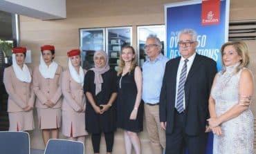Emirates Hosts Media Breakfast in Cyprus