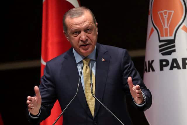 Time for EU to decide on Turkey's membership bid, Erdogan says