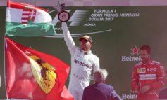 Hamilton wins in Monza to take Formula One lead