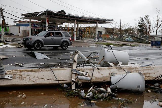 Maria drenches Dominican Republic (Update 2)