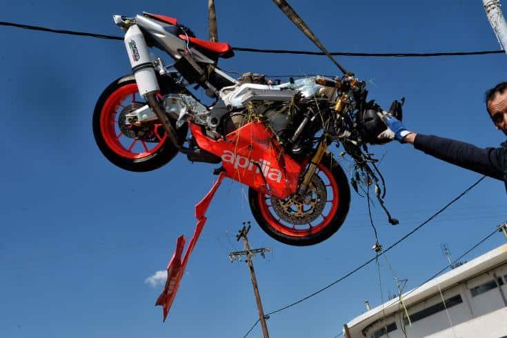 Biker, 38, killed in Nicosia