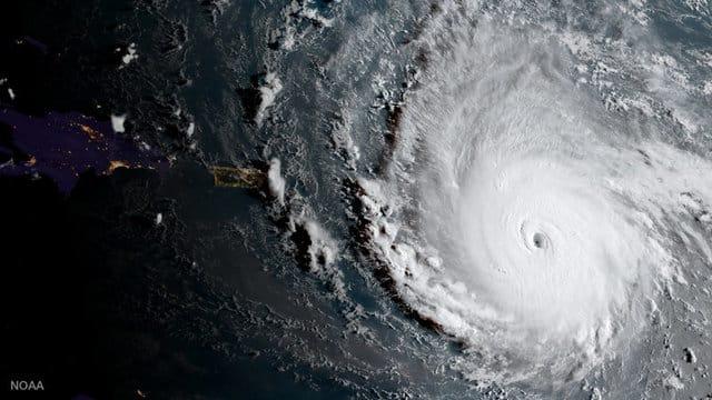 Hurricane Irma lashes Caribbean, Florida braces for hit