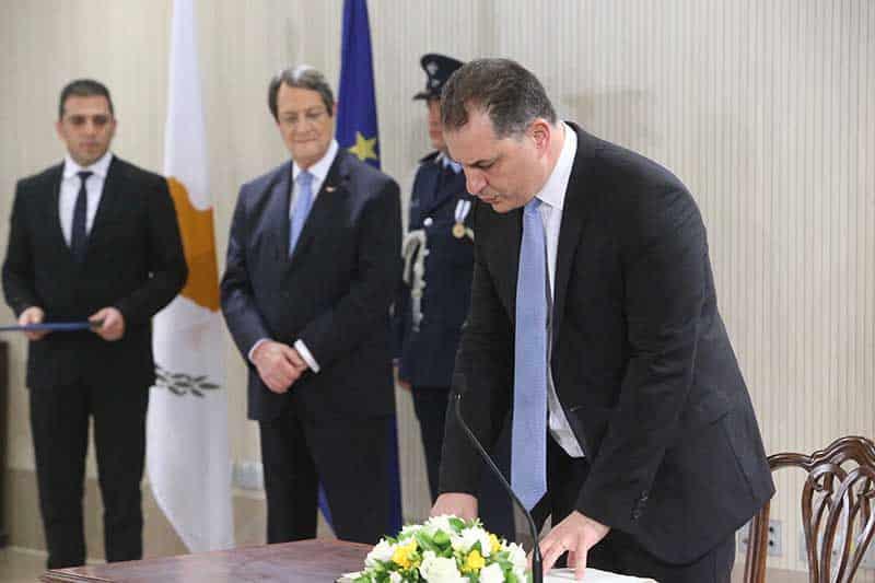 Energy Minister: Giorgos Lakkotrypis