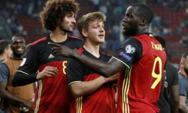Lukaku sends Belgium to World Cup with win in Greece