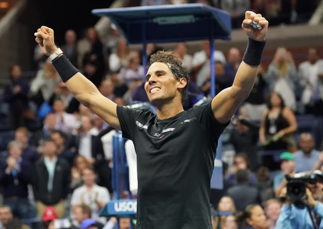 Nadal and Anderson advance to U.S. Open Final