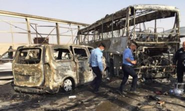 Suicide attacks on restaurants, checkpoint, kill 60 in Iraq