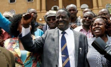 Kenya's supreme court calls for new presidential vote