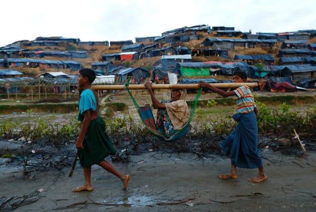 China endorses, U.N. condemns fleeing of Muslim Rohingya as 'ethnic cleansing'