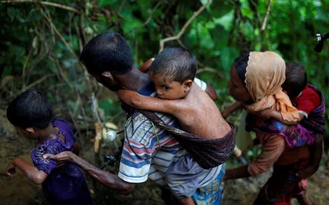 Red Cross fills UN void in Myanmar's violence-torn region