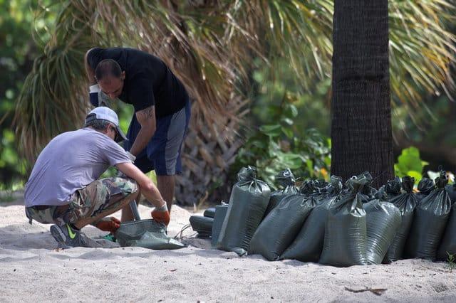 Hurricane Irma makes landfall in Cuba as Category 5