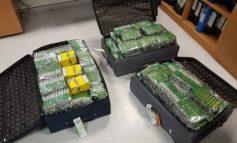 Tobacco smuggling arrests