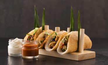 Cosmopolitan gastronomic delights at food festival