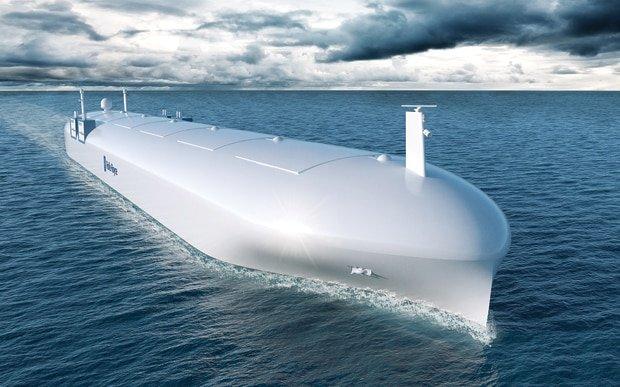 Smart ships set to revolutionise industry