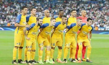 Apoel face huge clash against Dortmund in Nicosia