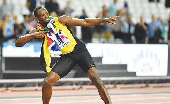 Bolt confirmed as official starter for US Grand Prix