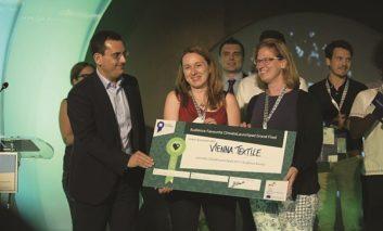 PwC Cyprus a sponsor of  ClimateLaunchpad 2017 Global Grand Final