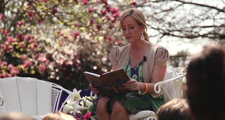J.K. Rowling named highest-paid European celbrity