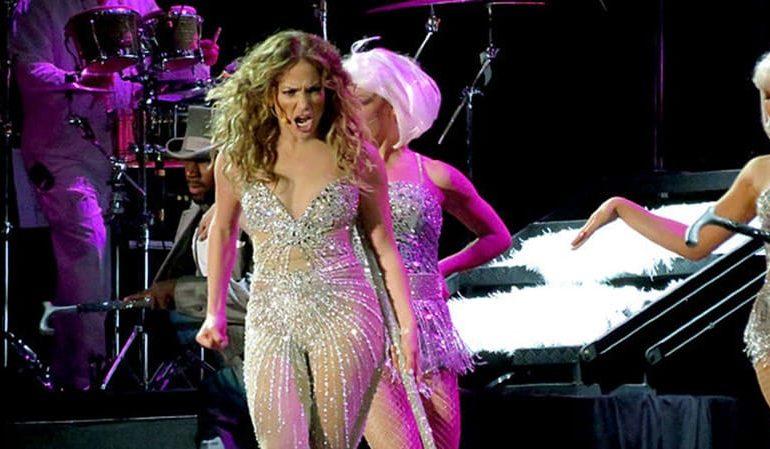 Jennifer Lopez postponed concert dates in LA