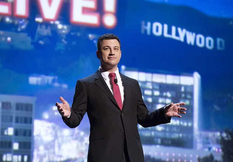 Jimmy Kimmel gets emotional about Las Vegas shooting