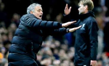 Klopp proving a tough nut for Mourinho to crack