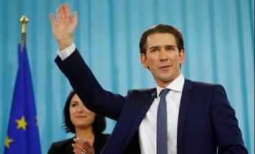 Austria shifts to right as conservative star seals election win