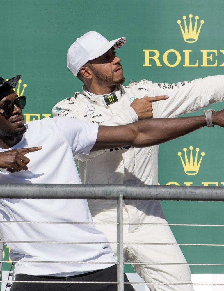 Hamilton set to finish the job in Mexico