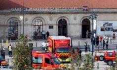 "Man shouting ""Allahu Akbar"" kills two at French train station (Update 1)"