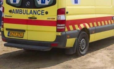 Road accident victim dies
