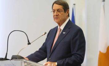 Cyprus peace talks will resume, says President Anastasiades