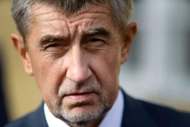 Billionaire Babis grabs big lead as Czechs count election ballots