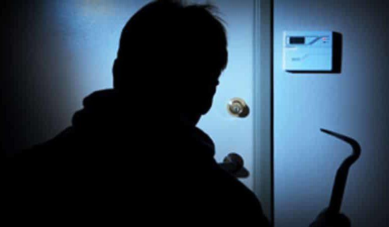 Paphos home burgled