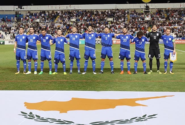 Cyprus playing for pride in Belgium - Cyprus Mail