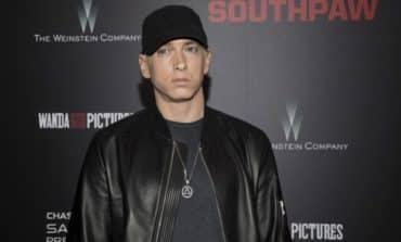 """Eminem makes UK chart history with """"Kamikaze"""""""
