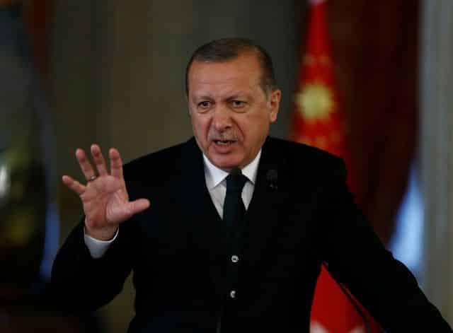 EU lawmakers propose cuts in aid to Turkey tied to membership bid