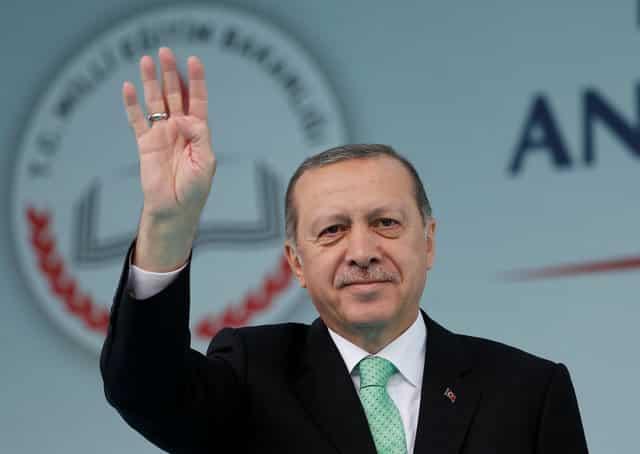 Erdogan says Turkey will close Iraq border and air space soon