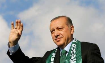 Erdogan takes legal action after deputy calls him a fascist