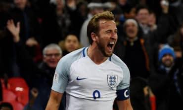 England captain Kane seals World Cup spot
