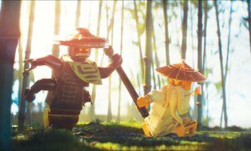 Film review: The Lego Ninjago Movie **