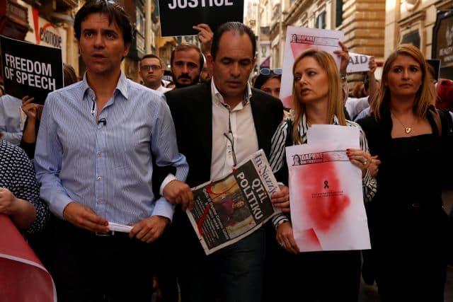 Maltese journalist 'probably killed by remotely detonated bomb'