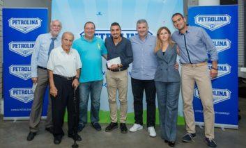 Petrolina donates €26,209 to 'Goal in Life'