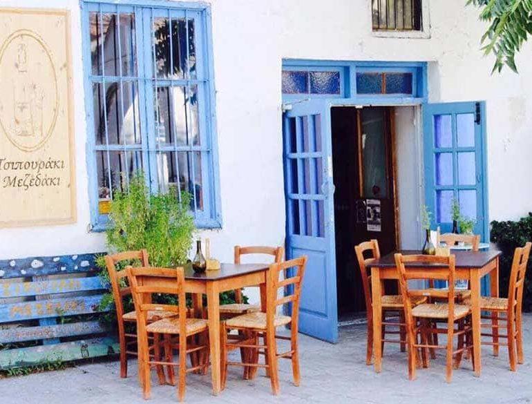 Restaurant review: Tsipouraki Mezedaki, Nicosia