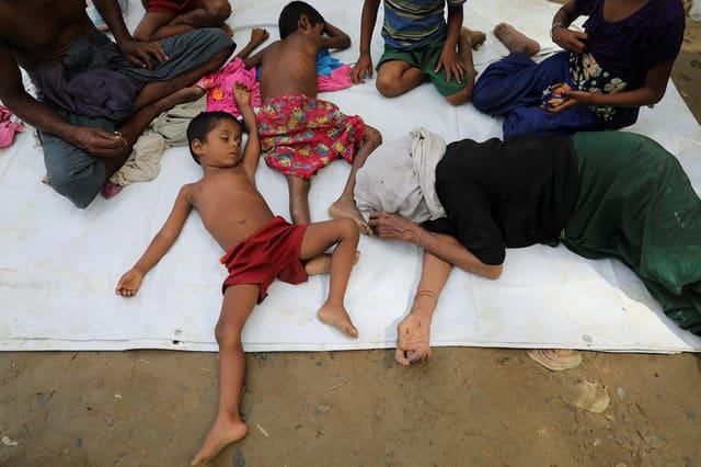 Bangladesh to press for Muslim refugees' return to Myanmar