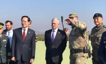 China, S. Korea agree to mend ties after Thaad standoff
