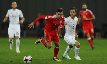 Wales beat Georgia to set up Irelandshowdown (Update)