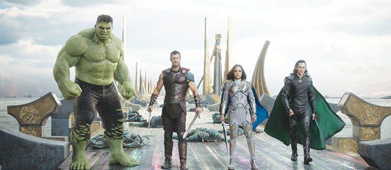 Film review: Thor: Ragnarok ***